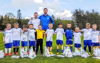 RE/MAX One a mladí fotbalisté FC MAS Táborsko 2013
