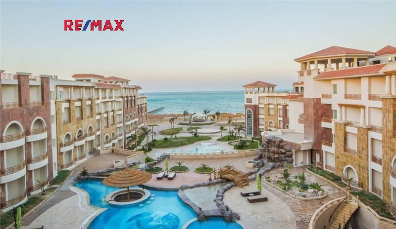 Byty 1+kk v exkluzivním resortu Royal Beach v egyptské Hurgadě