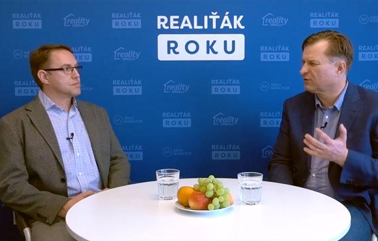 Richard Kašpar z Remax One Realiťákem roku JČ