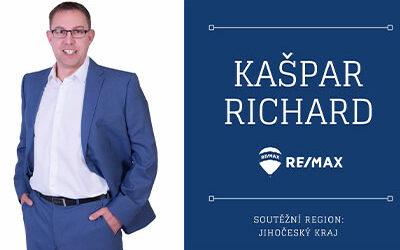 Richarda Kašpara v semifinále projektu Realiťák roku 2020
